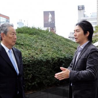 WiL・伊佐山元氏対談 『「大企業×ベンチャー」で日本は変わる! 』 東洋経済オンライン