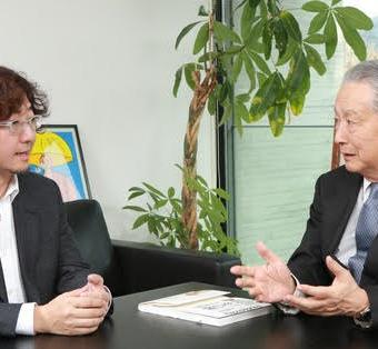 C CHANNEL代表・森川亮氏との特別対談 ダイヤモンドオンライン