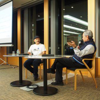 Club100第119回定例会(ゲスト:CODE CHRYSALIS / Co-Founder & CEO・カニ・ムニダサ氏)